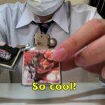 "A lighter having a picture of Japanese Anime""Shingeki no kyozinn(Attack of titan)"""