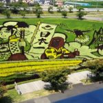 Amazing Art!THE ART OF RICE PLANT★Sightseeing in Aomori in Japan