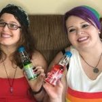 American Girls Try Japanese Soda! || Lilith Leigh