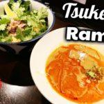 BEST Tsukemen Ramen in Tokyo // Japanese Food Tour