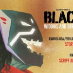 BLACK AF Widows and Orphans Appropriates Japanese Culture