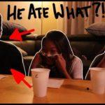 Blindfold Taste Test Challenge (Japanese Snacks)
