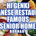 CURRY KATSU at FAMOUS JAPANESE SENIOR HOME RESTAURANT HI GENKI! | Vancouver Food Reviews – Gutom.ca