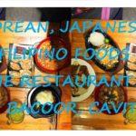Food Trip in Bahayang Pagasa, Bacoor, Cavite (Super Affordable Korean, Japanese & Filipino Foods)