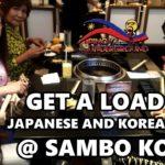Get a Load of Japanese and Korean Food @ Sambo Kojin