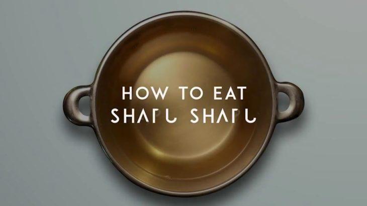 How To Eat Japanese Hot Pot Shabu Shabu – Mo Mo Paradise