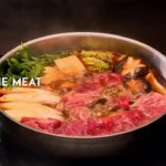 How To Eat Japanese Hot Pot Sukiyaki – Mo Mo Paradise