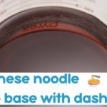 How to make mentsuyu | Japanese noodle soup base with dashi 🍜
