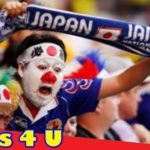 Japan fans tidy up World Cup stadium