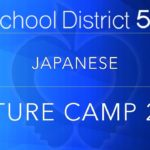 Japanese Culture Camp 2018