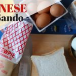 Japanese Egg Salad Sando