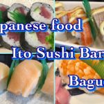 Japanese Food at Ito Sushi Bar Baguio