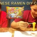 Japanese Ramen DIY candy | Popin Cookin