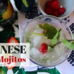 Japanese Yuzu Mojitos