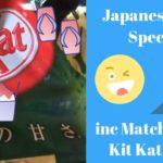 Japanese food special – Matcha kit kat, doraemon and more