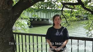 Learn Japanese on iTalki with Mai.(https://www.italki.com/teacher/5292686)