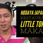 Nodaya Japanese Restaurant Little Tokyo Makati