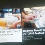 Reacting To Japanese Street Food Videos