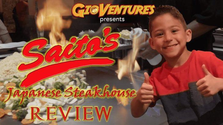Saito's Japanese Steakhouse Review – Hibachi Restaurant