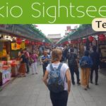 Tokio Sightseeing Teil 1: Japan ⦿ Weltreise Vlog #50
