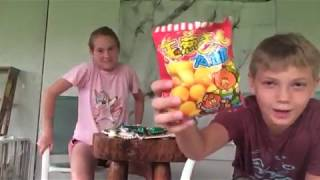 Trying 5 Japanese smacks ( part 1 )