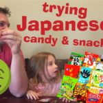 Trying Japanese Candy from Amazon