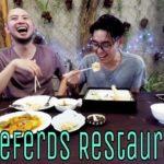 Trying Japanese food vlog01