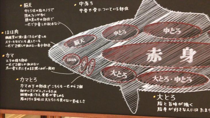 Tuna Tsukiji【Japanese food】築地まぐろ専門店「大元」deアボカドまぐろ@Shibuya