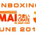 Umai Crate Japanese Instant Noodles June 2018 Unboxing Time With The Ramen Rater