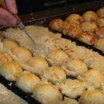 japanese street food-Takoyaki たこ焼き 銀だこ