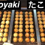 japanese street food – best TAKOYAKI compilation 2 たこ焼き