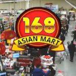 168 Asian Mart Japanese Snacks