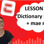 "# 34 Learn Japanese – ""Dictionary Form"" + mae ni"