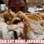 ALL YOU CAN EAT KOME JAPANESE BUFFET! BAY AREA'S FINEST