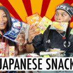 AMERICANS TRY JAPANESE SNACKS