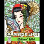 Adult Coloring Book – Japanese Life
