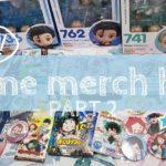 Anime Merch Japan Haul – Part 2 (Boku no Hero Academia)