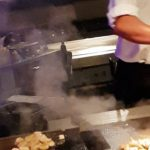Brawl Breaks Out at Japanese Steak House