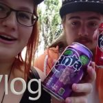 Cardiff Vlog – City Centre, AmeriCandy, and Japanese food!