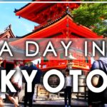 DAY IN MY LIFE IN JAPAN – Sightseeing in KYOTO