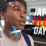 Day 1 VLOG TO JAPAN 🛫🇯🇵 JAPANESE FOOD