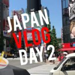 Day 2 JAPAN VLOG 🇯🇵 🌇 ANIME STREET