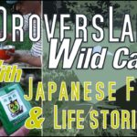 Drovers Lane Wild Camp with Japanese Food & Life Stories