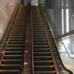 Escalator 2 (Tokyo Japan) エスカレーター2(東京) Sightseeing in Japan. Japanese town.
