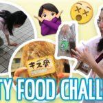 GROSS Japanese Food Challenge *EWWW*