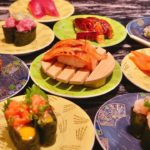 Incredible LOCAL JAPANESE FOOD Tokyo   Conveyor Belt Sushi FEAST   Epic TONKATSU (pork cutlet)