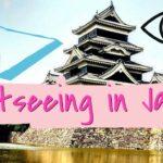 JAPAN: SIGHTSEEING & I'M ALLERGIC TO BUDDHA |  JAPAN VLOG PT. 2 | Travel Vlog/Video Diary