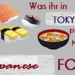JAPANESE FOOD | Das MÜSST ihr (in Tokyo) probieren! :) | MissLeuders