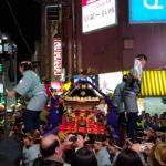 일본후쿠오카 나카스축제 현장, 다이나믹한 일본문화를 보다~ Japan Fukuoka Nakasu Festival site, dynamic Japanese culture ~