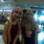 Japanese Anime Show J Centre Mall, Cebu, Philippines